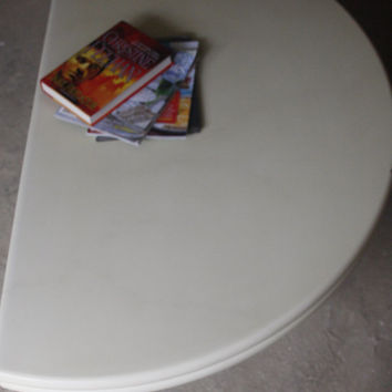 BEST OFFER SALE!!..Vintage 70s 80s Maitland-Smith Style Revolving Round Coffee Table.. Free Local Delivery Available
