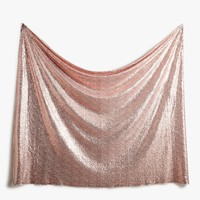 Rose Gold Sequin Tapestry