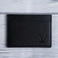 LV Louis Vuitton New Product Printed Letter Card Case Key Bag #3