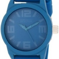 Kenneth Cole REACTION Women's RK2225 Round Analog Blue Dial Watch