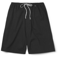 Rick Owens - Cotton-Blend Shorts | MR PORTER