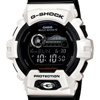 G-Shock Watch, Men's Digital Black Resin Strap 53x55mm GWX8900B-7 - G-Shock - Jewelry & Watches - Macy's