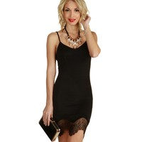 Sale- Black Simply Sexy Lbd