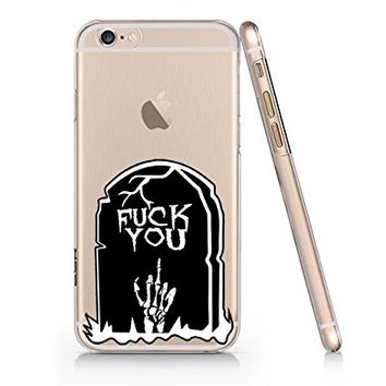 """""""Fuck You"""" Plastic Phone Case Phone Cover for Iphone 6 6s_ SUPERTRAMPshop (iphone 6)"""