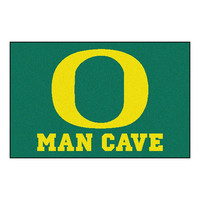 Oregon Ducks NCAA Man Cave Starter Floor Mat (20in x 30in)