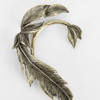 Feather Ear Hanger Earring - Urban Outfitters