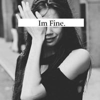 &quot,fine&quot, - image #1231927 by awesomeguy on Favim.com