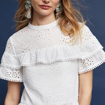 Emery Lace Top