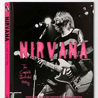 Nirvana: The Complete Illustrated History Hardcover By Charles Cross- Assorted One