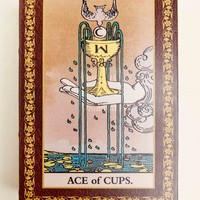 *Large Ace of Cups Book Box*