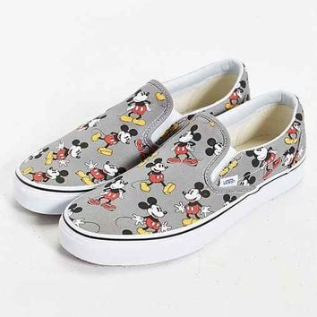 Vans Classic Mickey Mouse Slip-On