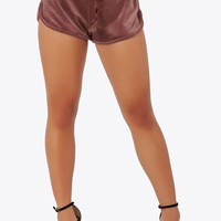 Track Me Out Shorts