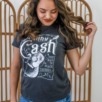 Johnny Cash Graphic Tee