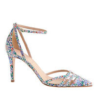 J.Crew Womens Collection Audrey Fabric Pumps