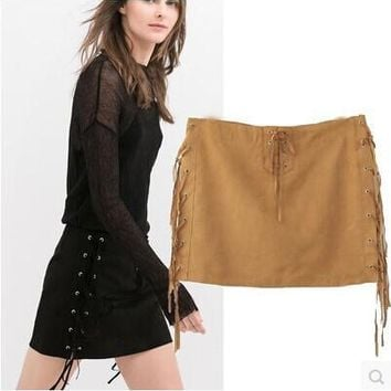 Summer Tassels Skirt = 5839843585