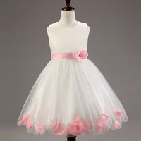 Kids Girls Baby Dress Products For Children = 4457669124