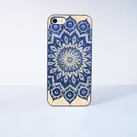 Mandala Plastic Phone Case For iPhone iPhone 5/5S More Case Style Can Be Selected
