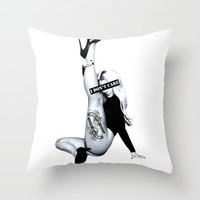 I DON'T CARE, britney spears Throw Pillow by Lovejonny | Society6