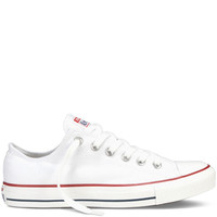 Converse Chuck Taylor All Star Shoes in White M7652