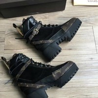 LV Your Life-Boots