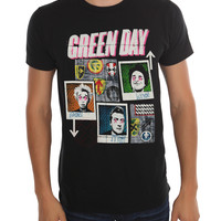 Green Day Pictures T-Shirt