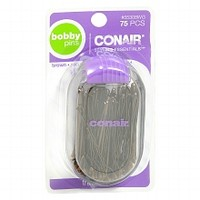 Conair Styling Essentials Bobby Pins with Travel Case Brown | Walgreens