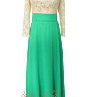 A-line Mother of the Bride Dress With Sleeves Jacket Am171