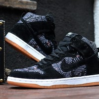 Nike Dunk High Pro SB Rainforest 305050-025 Size 36-44