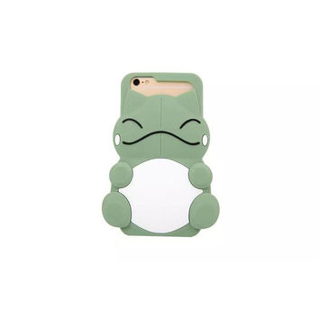 FROGGY CAT IPHONE CASE