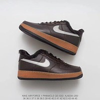 Nike Air Force 1 Pinnacle QS GS Casual Sport Shoes Sneakers-1