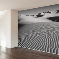 Moroccan Sand Dunes Wall Mural Decals