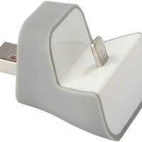 Mini Wall Plug-In Charging Dock For iPhone 5 and iPod:Amazon:Cell Phones & Accessories