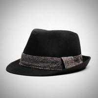 Stylish Trilby Hat for Retro lover Hipster Men