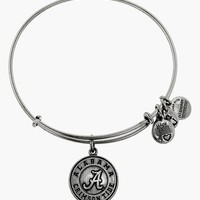 Alex and Ani 'Collegiate - University of Alabama' Expandable Charm Bangle