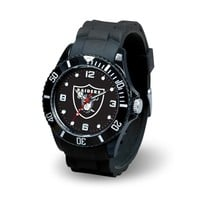 Oakland Raiders NFL Spirit Series Mens Watch
