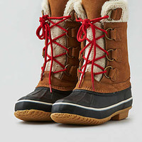 AEO Sweater All Weather Boot, Tan