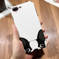 Dog iPhone 7 7Plus & iPhone se 5s 6 6 Plus Case Best Protection Cover +Gift Box