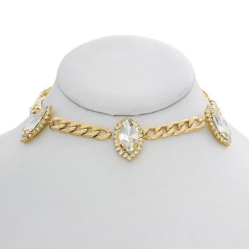 Gold Getter Choker