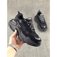 Balenciaga Stylish and versatile Daddy shoes, light, breathable, sports casual shoes, lady-16