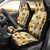 Bee Yourself Car Seat Covers
