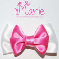 Mini Marie Hair Bow