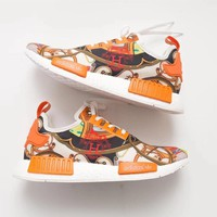 HERMES x ADIDAS NMD R1 Boost Sneakers