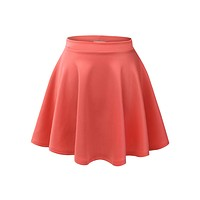 Versatile Flared Skater Skirt (CLEARANCE)