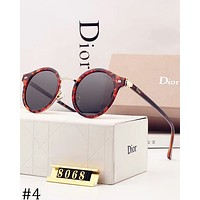 DIOR 2018 new personality trend fashion ladies polarized sunglasses #4