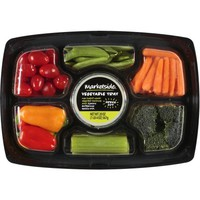 Marketside with Buttermilk Ranch Dip Vegetable Tray20 oz - Walmart.com