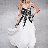 Free People Womens Freda Ballgown