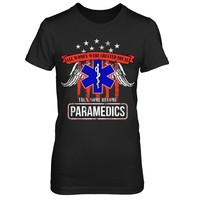 All Women Were Created Equal Paramedic Women's T-Shirt