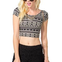 Celia Tribal Crop