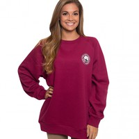 Raglan Fleece Sweatshirt