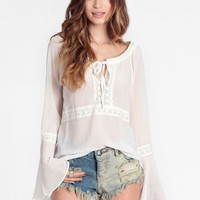 Domino Trashwhores Shorts By One Teaspoon - $98.00 : ThreadSence, Women's Indie & Bohemian Clothing, Dresses, & Accessories